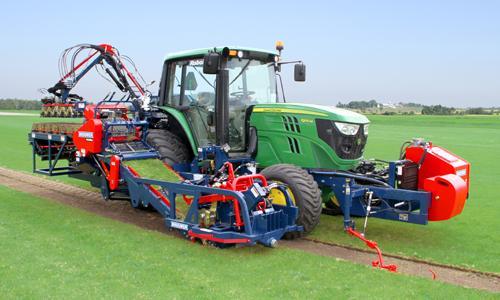 Sales Midwest Robomax John Deere Sod Harvester Sales Midwest