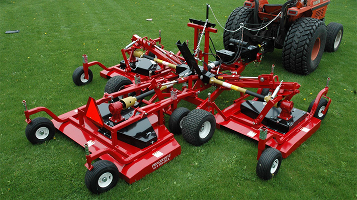Sales Midwest TD92 Finish Mower - Sales Midwest