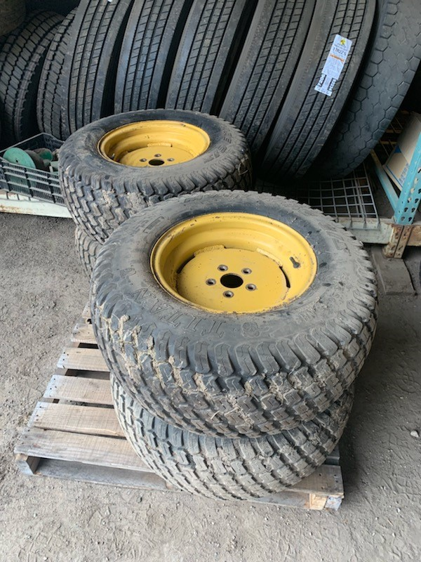 Sales Midwest 2 Sets of Magnum Sod Installer tires and